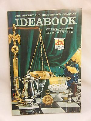 1961 Sperry & Hutchinson Company/S&H Green Stamps Ideabook Mail Order Catalog