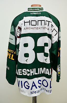 Ehc Olten Switzerland Swiss Ice Hockey Shirt Jersey Aeschlimann #83