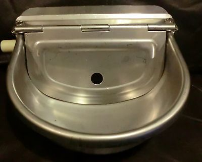 Automatic Farm Grade Stainless Stock Waterer Horse Cattle Goat Sheep Dog ... NEW