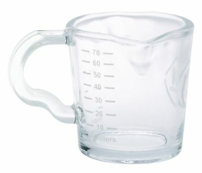 Rattleware 3-Ounce RW Logo Shot Pitcher Glass