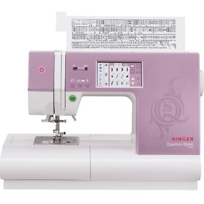 NEW Singer Sewing Co 9985.CL 9985 | Quantum Stylist Touch Electric Machine