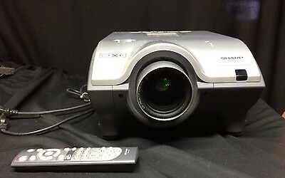 Sharp Xg-P25X Conference Series Projector With Remote