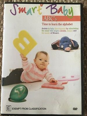 Smart Baby  ABCs Time To Learn DVD