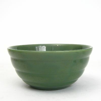 Bauer Pottery La Linda GPK Gloss Pastel Kitchenware Green 12 Mixing Bowl