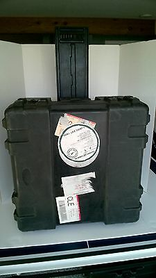 """Rolling Equipment/Trade Show Case, OD 25.5""""x25.5""""x13.5"""""""