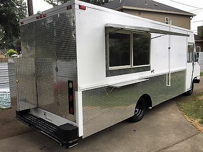Mobile Kitchen CLASS 4 !!! ALL NEW STAINLESS STEEL !!! Food Truck Catering truck