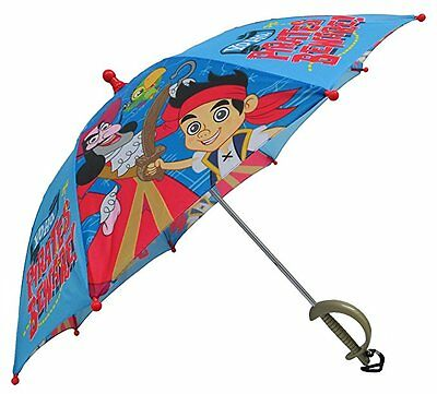 "Disney Junior ""Captain Jake and The Never Land Pirates"" Boys Umbrella"