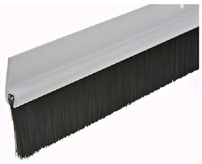Garage Door Brush Weather Seal - Fire Resistant Perimeter Seal