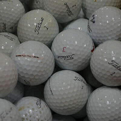 Titleist Pro V1 & Pro V1X Practice Golf Balls - Multiple Quantities Available