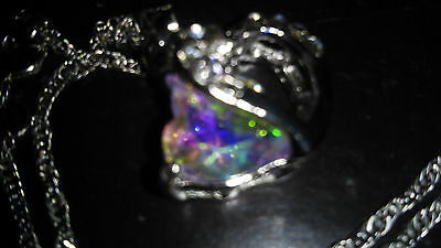 Haunted fairy NECKLACE of DIVINATION SPIRIT COMMUNICATION Not a Doll