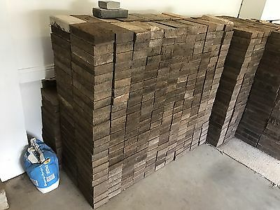 approx 32 Sq mtrs used pavers (228*110*48)1260+ pieces