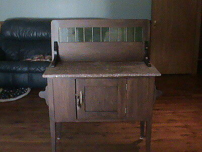 Antique Wash Stand- Reduced - Make An Offer