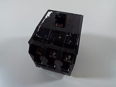 Square D Qo Bolt On Circuit Breakers 3 Pole 60 Amp 120/240 V Type Qo (B3100)
