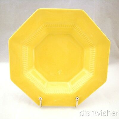"""Independence Interpace DAFFODIL YELLOW Soup Bowl(s) 8"""" x 1 1/2"""" CRAZED"""