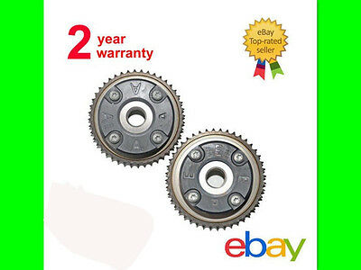 2710500800 2710500900 Pair Camshaft Adjusters A&E For Mercedes C230 W203 03-05