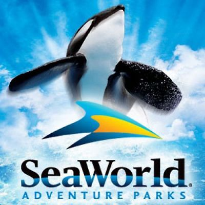SEAWORLD ORLANDO 2 PARK TICKET + FREE ALL DAY DINING for BOTH DAYS PROMO TOOL
