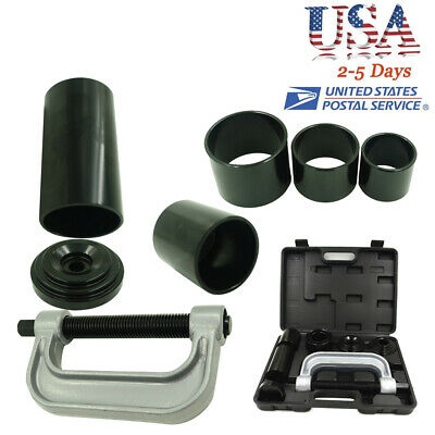 【USA】4in1 Auto Truck Ball Joint Service Tool Kit 2WD & 4WD Remover Installer HOT