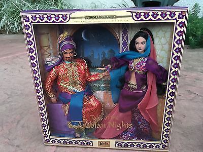 Barbie Doll and Ken in Tales of Arabian Nights Limited Edition 2001