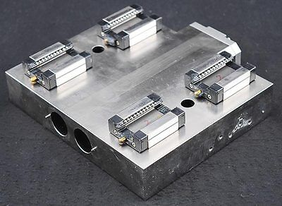 IKO LWL15 B Linear Guide Rail Slide Ball Bearing Platform Stage Assembly