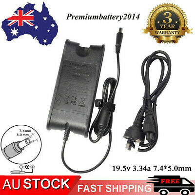 For Dell Latitude E6400 E6410 E6420 E6430 Power supply/Adapter laptop charger AU