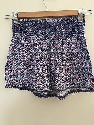 Just Jeans Girls Size 10 Shorts NWOT
