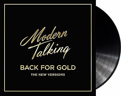 "Modern Talking ""back for gold"" Best Of New Versions Vinyl LP NEU Album 2017"