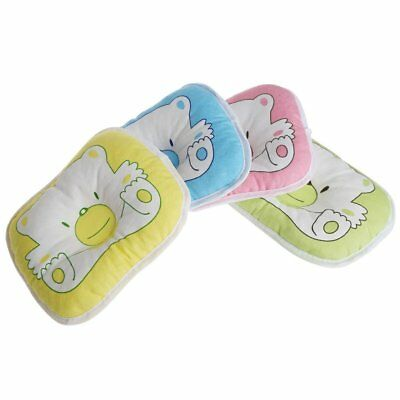 Lovely Bear Pillow Support Cushion Pad Prevent Flat Head for Newborn Infant Baby