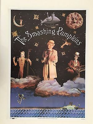 The Smashing Pumpkins, Rare Authentic 1997  Poster