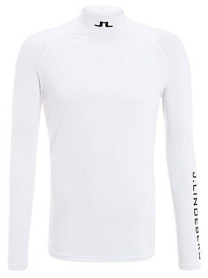 J.Lindeberg Aello Slim Soft Compression - White