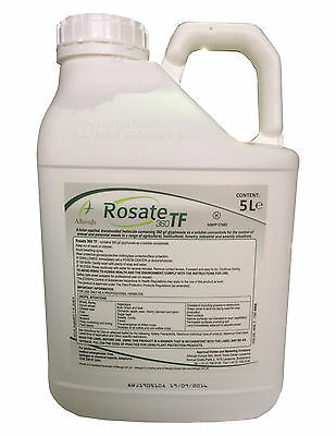 20L Knapsack Sprayer With Extra Strong Rosate 360 Tf 5L Glyphosate Weed Moss Kil