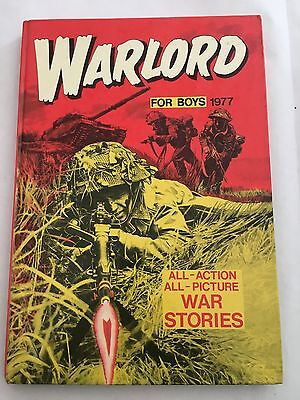 Warlord for Boys 1977