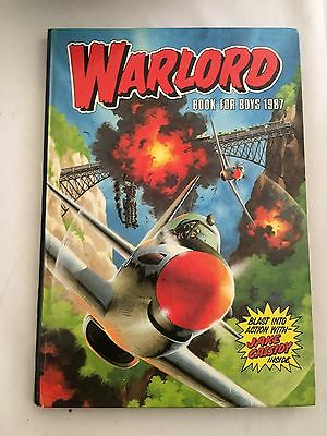 Warlord for Boys 1987
