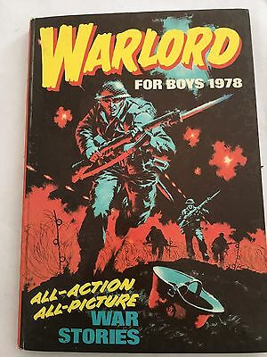 Warlord for Boys 1978