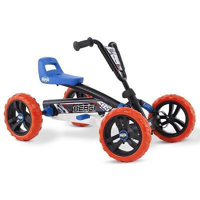 BERG Buzzy Nitro Kid Pedal Go Kart - Ages 2-5 Years
