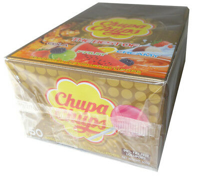 Chupa Chups - Best Of (approx 50 pieces - display box)