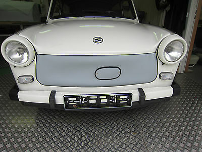 Grille Cover Matt Hood Heat Protection Trabant 601