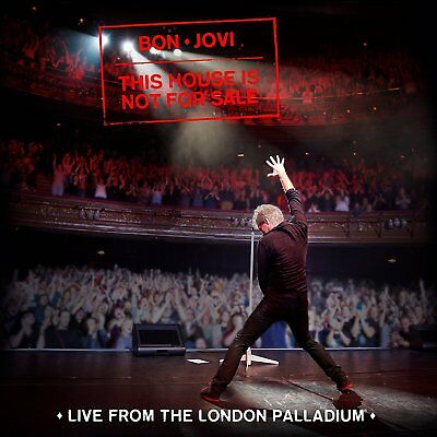 Bon Jovi - This House Is Not For Sale: Live From The London Palladium (CD)