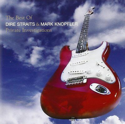 Mark Knopfler Dire Straits -The Best Of (Double CD) (2 CD Set)