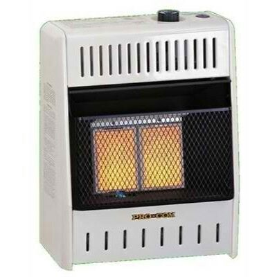 Procom Heating TV209310 10K BTU DF Wall Heater