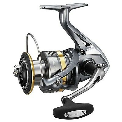 Shimano Ultegra 4000 FB front drag spinning fishing reel, ULT4000FB