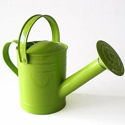NEW Kids' watering can in green by Twigz