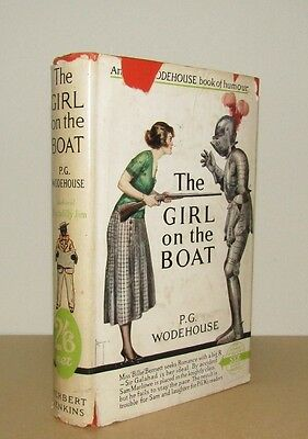 P G Wodehouse - The Girl on the Boat - 1st