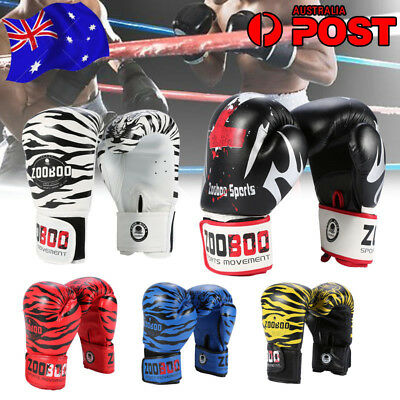 Everlast Boxing Gloves Bag Mitts Black Yellow Blue Red White AU LOCAL FAST SHIP