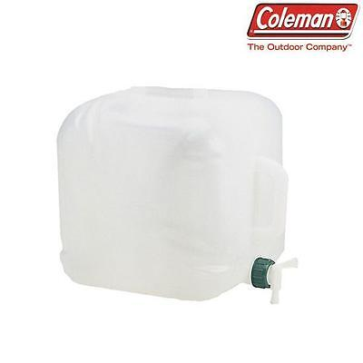 Coleman 2.5Gal (9.5L) Expandable Water Carrier Heavy-duty Polyethylene Camping