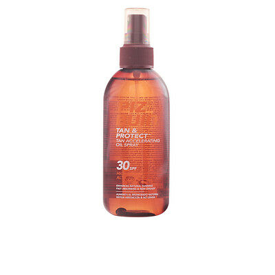 Cuerpo Piz Buin unisex TAN & PROTECT oil spray SPF30 150 ml