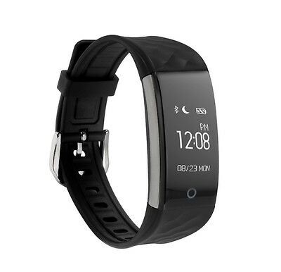 Smart Watch Wristband Bluetooth OLED Fitness Tracker Heart Rate Monitor AC723