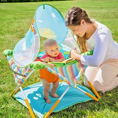 Summer Infant Pop N Jump Baby Bouncer - NEW