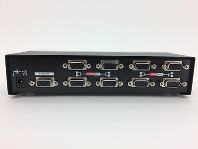 Video Distribution Amplifier 8 port by Cable Electronics