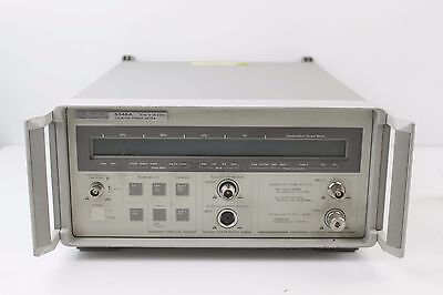 HP / Agilent 5348A, Microwave Counter / Power Meter W/ POWER CORD {2272 IM6}
