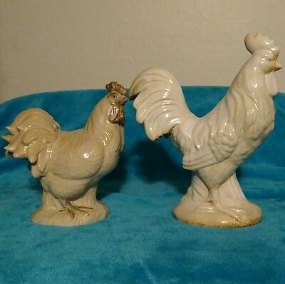 Grandmaws Antique Roosters
